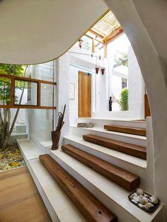 Distinctive entrances to homes