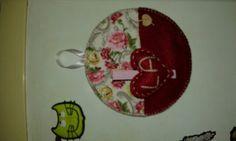 Reciclando CD - Porta recado de geladeira.