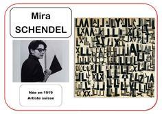 Mira Schendel - Portrait d'artiste