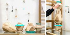MICA jewellery store by Savvy Studio store design Jewelry Stand, Jewelry Shop, Jewelry Stores, Display Design, Store Design, Design Shop, Visual Merchandising, Pop Up, Don Fisher