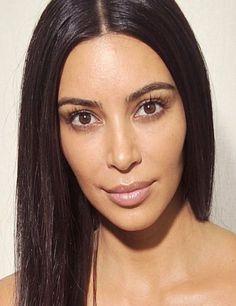Top 5 Kim Kardashian Hairstyles To Try Today — Famous Beautiful Celebrity Women Hair Ideas #Hairspiration