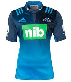 70ff3513799 Blues 2016 Super15 Rugby jumper Rugby Jersey Design, Rugby Kit, Super Rugby,  Adidas