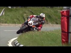 Isle of Man TT - Beautiful athleticism, fabulous skill and great photography!