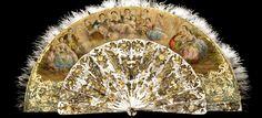 Fotos: Restaura INAH colección de abanicos de los siglos XVII al XX -