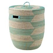 Kids Storage: Snake Charmer Storage Baskets (snakes not included)