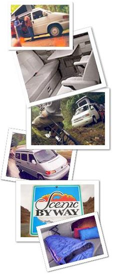 Eurovan Specifications - Pop Top Heaven - VW Eurovan Campers and Other Earth Friendly RVs Vw Eurovan Camper, Used Camper Vans, Airstream Interstate, Campers, Heaven, Earth, Pop, Camper Trailers, Sky
