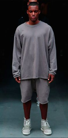 First Look at Kanye West + Adidas Collaboration | Please follow me on Twitter @AGBStyle