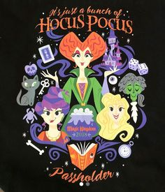 Hocus Pocus Magic