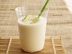 Bobby Flay's Coconut-Banana Colada from FoodNetwork.com