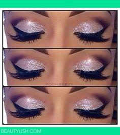 Pink glitter | Hannah F.'s Photo | Beautylish