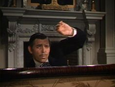 """"""" Has the war started? """" Gone with the Wind (1939)"""