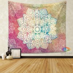 Looking for that special piece of home décor to transform your room from ordinary to extraordinary? A tapestry is so much more than a simple home décor item; it is a work of art.Dress up your wall, bed, chair or use it on the go. This uniquepiece of art can be used in different ways as tapestry, wall hanging, Bedspread, Bed Cover, Table Cloth, Sofa cover and etc.  If you want to be on top of the wave and create bohemian look you may consider decorating with one of my creations.This…