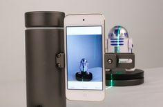 3D scanner-for-smartphone melts Kickstarter goals