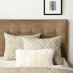 High, Low, & DIY: Tufted Headboards   Apartment Therapy
