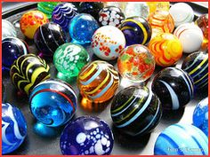 Nice variety of colors and designs http://themarblesstore.com/marbles-for-sale