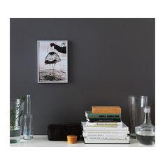 Ikea Kreidetafel gladsax frame ikea decorate your walls with your favorite albums