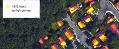 Google's Project Sunroof tells you how much solar energy is hitting your rooftop - ScienceAlert