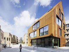 Gallery of Kiel Steel House / BLK2 Architects - 2