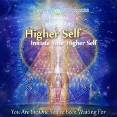 Your Higher Self waits for you to turn your attention to Him/Her.