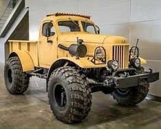 Dodge Power Wagon ready for work .except the clearance is only enough for small rocks. 4x4 Trucks, Dodge Trucks, Jeep Truck, Diesel Trucks, Custom Trucks, Lifted Trucks, Cool Trucks, Dodge Diesel, Jeep Pickup