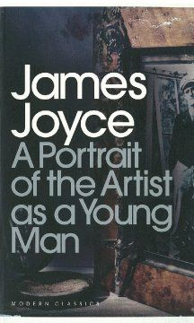 Portrait of an Artist as a Young Man by James Joyce #books #streamofconsciousness