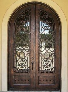 Wrought Iron Entry Doors Gates Amp Railing Iron Doors Now