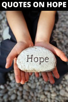 Read some of the best quotes about hope. Quotes on hope inspirational and motivational. #hope #quotes #sayings Hope Quotes, Dream Quotes, Qoutes, Best Inspirational Quotes, Best Quotes, Motivational, My Favorite Things, Sayings, Dreams