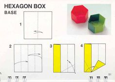 The 450 Best Origami Containers Boxes Images On Pinterest