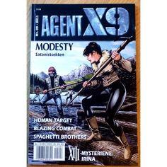 Agent X9: 2011 - Nr. 3 - Satanistsekten