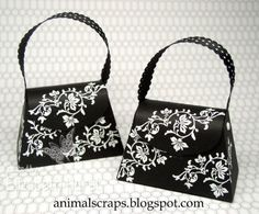 This is one of the purse designs I created to fill an order I received ...