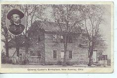 New Rumley Ohio, Custer
