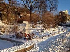 Stockholm in December - Skansen