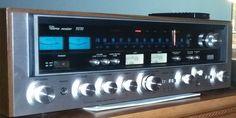 SANSUI 7070 Stereo Reciever Vinatge Classic!! #Sansui