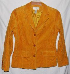 Liz Claiborne Jacket Blazer Size 12