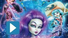 Monster High: Szellemlánc teljes mesefilm - Réka Meséi