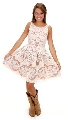 Werther's Dress :: NEW ARRIVALS :: The Blue Door Boutique