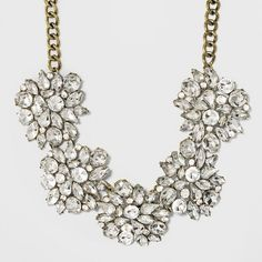 fcafaa5d6b053 The Sugarfix by BaubleBar Mixed Media Layered Necklace makes ...