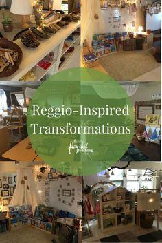 How to Transform Your Third Teacher: A Peek Inside a Real Transformation #ReggioInspired #ThirdTeacher #FairyDustTeaching #ClassroomSetUp
