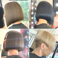Salonarbeit —————- Wir Haare Pearl Earrings, Hair Styles, Fashion, Living Room, Hair Plait Styles, Moda, Pearl Studs, Fashion Styles, Hair Makeup