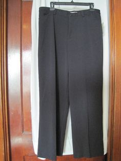 Christopher & Banks Womens Dress Pants Navy Blue Size 10P Short * Stretch  #ChristopherBanks #DressPants