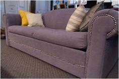 Reupholstering a sleeper sofa