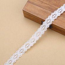 Alta calidad 100% del cordón del algodón de la correa de la cinta 10 m/lote 10 mm a 20 mm ancho de la tela decoración de tejer la urdimbre DIY scrapbooking(China (Mainland))