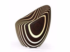 BRIGHT WOODS 安乐椅 by LUXYDE 设计师Giancarlo Zema