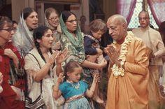 #Srila A.C.Bhaktivedanta Swami Prabhupada.