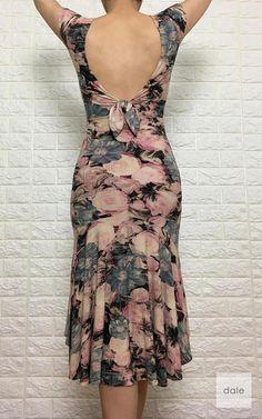 tango dress Venezia Pink
