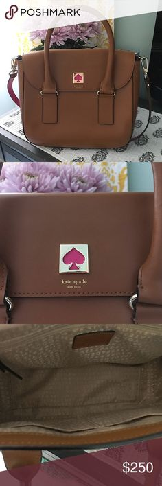 New Kate Spade Doreen Bond Street Leather Purse New Kate Spade Doreen Bond Street Leather Purse. See pictures for measurements. 😊 kate spade Bags Crossbody Bags