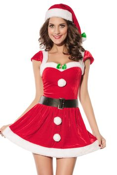 Deck the Halls Christmas Costume