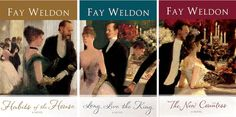 The Love & Inheritance Trilogy by Fay Weldon | 14 Books To Read If You Love Downton Abbey