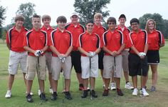 LHS 2013 Golf Team