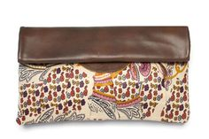 I love this clutch and I love the purpose behind this company.  We are all consumers...we should be ethical consumers.